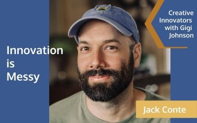 Innovation is Messy . . . with Jack Conte