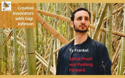 Social Proof and Pushing Forward . . . with Ty Frankel