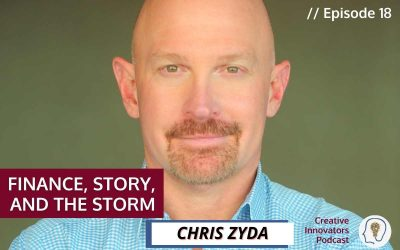 Finance, Story, and The Storm . . . with Christopher Zyda