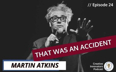 That Was an Accident . . . with Martin Atkins